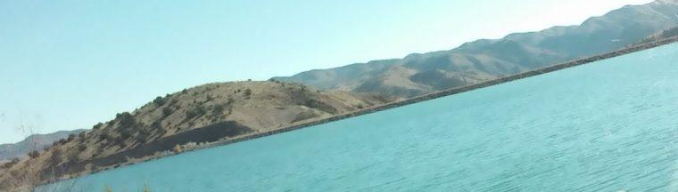 Bill Evans Lake. Silver City New Mexico